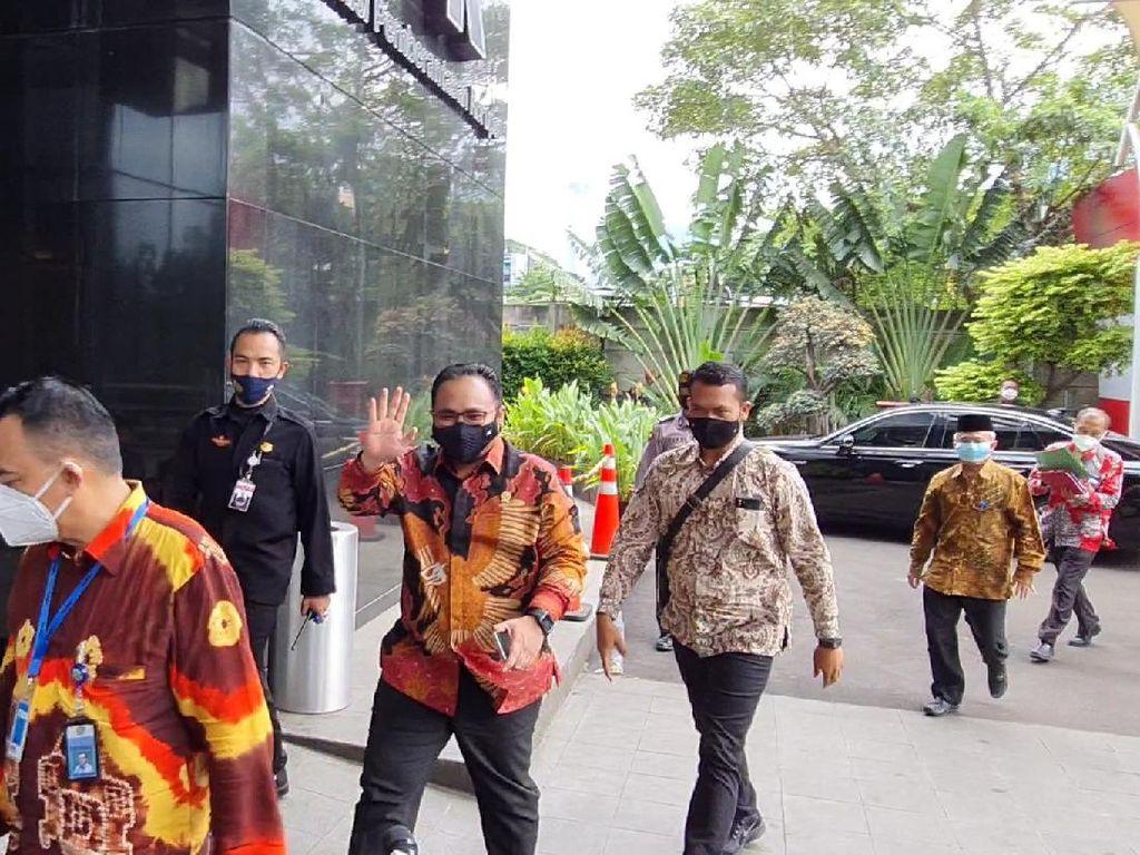 Menag Yaqut Datangi KPK Bahas Pencegahan Korupsi di Kemenag