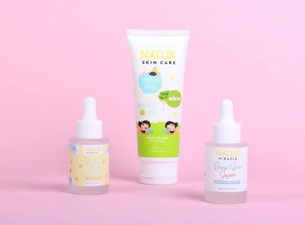 natur skin care