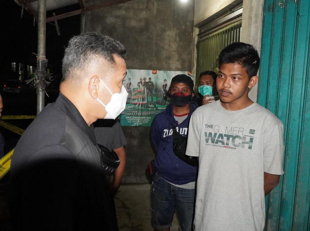 Pembunuh Pemilik Toko di Blitar Bakar Jaket dan Celana untuk Hilangkan Jejak