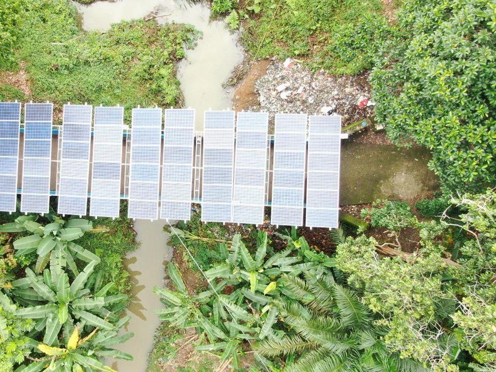 PLTS Masuk Sawah, Gubernur Sumsel: Dapat Tingkatkan Hasil Pertanian
