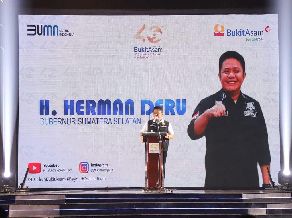 Gubernur Sumsel: KEK Tanjung Enim Berdampak bagi Perkembangan Daerah