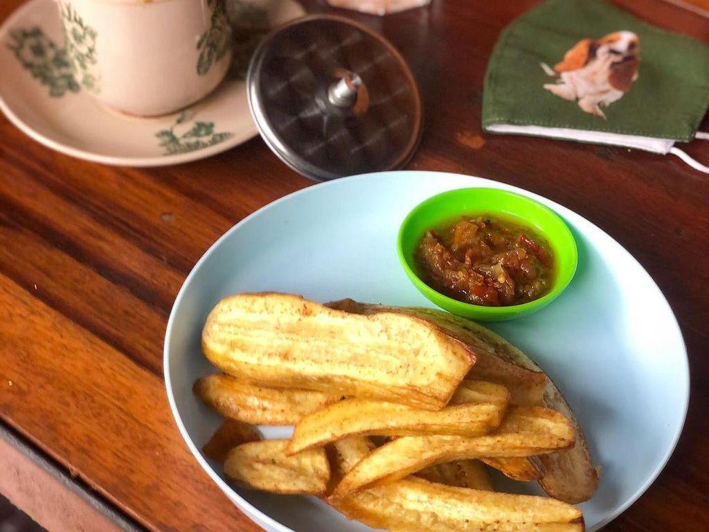 5 Pisang Goreng Tradisional  Populer dari Berbagai Daerah Indonesia