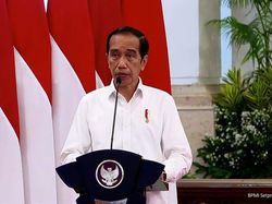 Setahun Corona, Jokowi Ingatkan 3T-3M dan Bicara Ketersediaan Vaksin