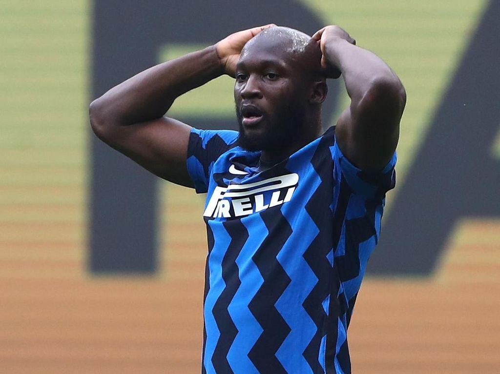 Duh, Inter Belum Lunasi Pembayaran Lukaku ke MU