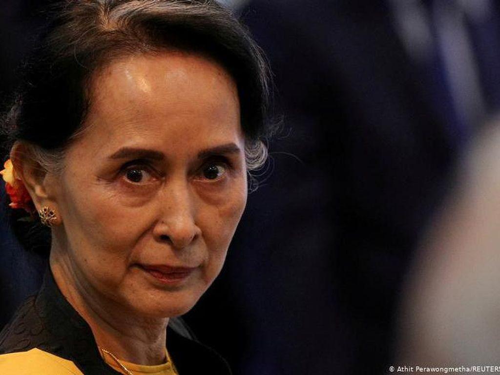 Junta Myanmar Sebut Aung San Suu Kyi Langgar UU Rahasia!