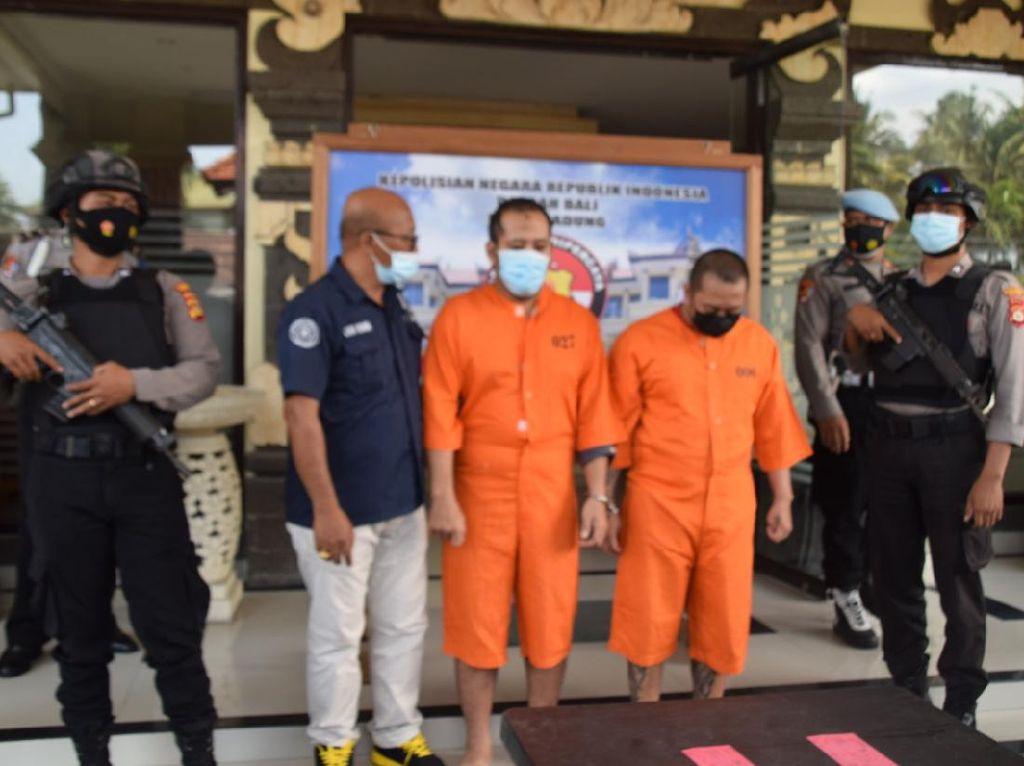 Curi Motor Milik WN Rusia, Pria di Bali Ditangkap Polisi