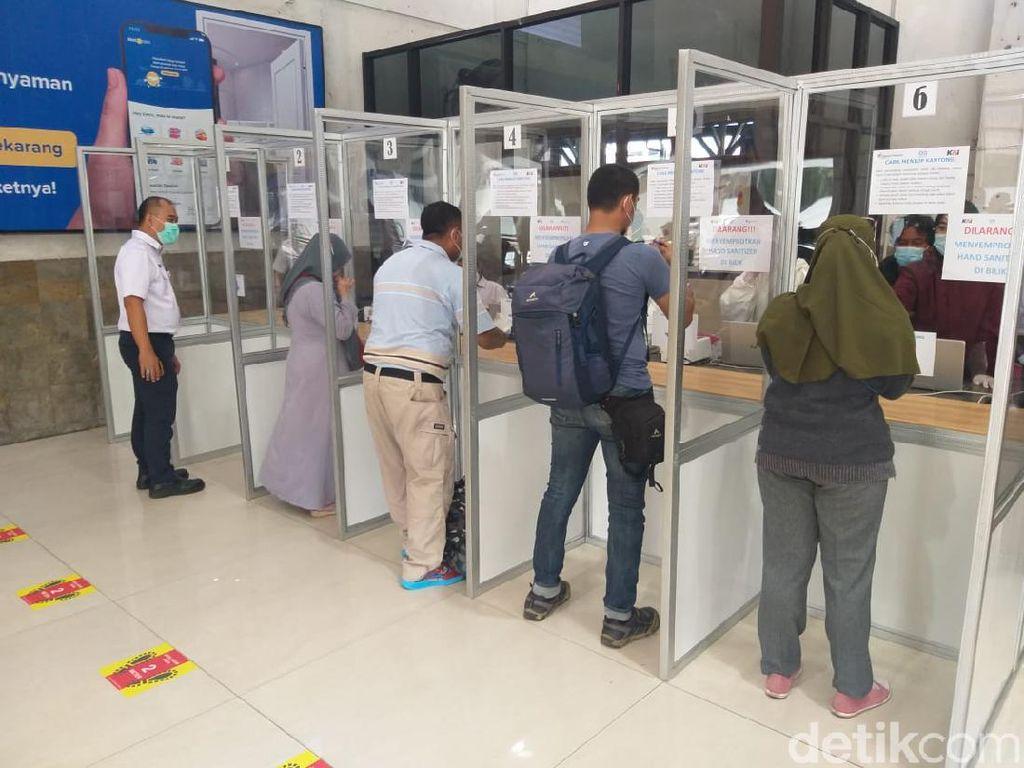 Tes GeNose C19 Sudah Ada di 3 Stasiun PT KAI Daop 8 Surabaya