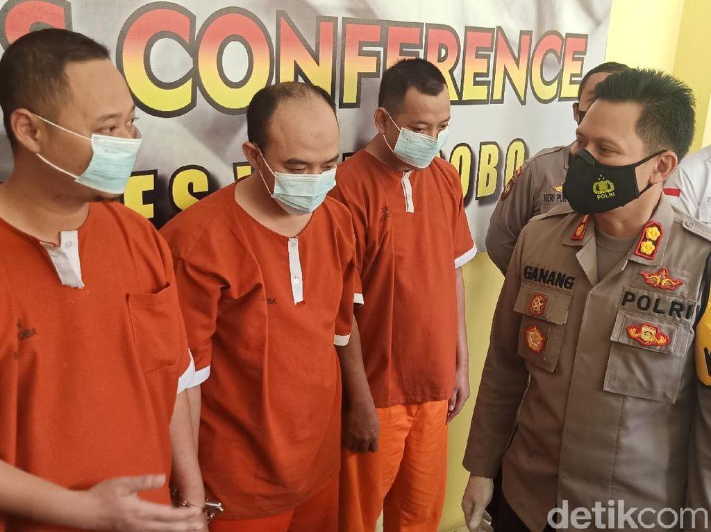 3 Wartawan Gadungan Peras Pejabat Pemda Wonosobo Puluhan Juta