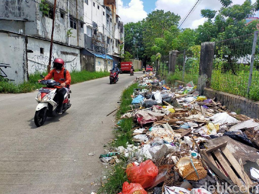 Ancaman Bui-Denda di Makassar bagi Pembuang Sampah Sembarangan