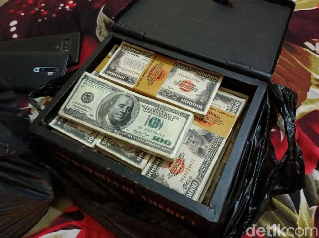 Polisi Benarkan Sindikat Uang Asing Palsu Sasar Kolektor Uang Kuno