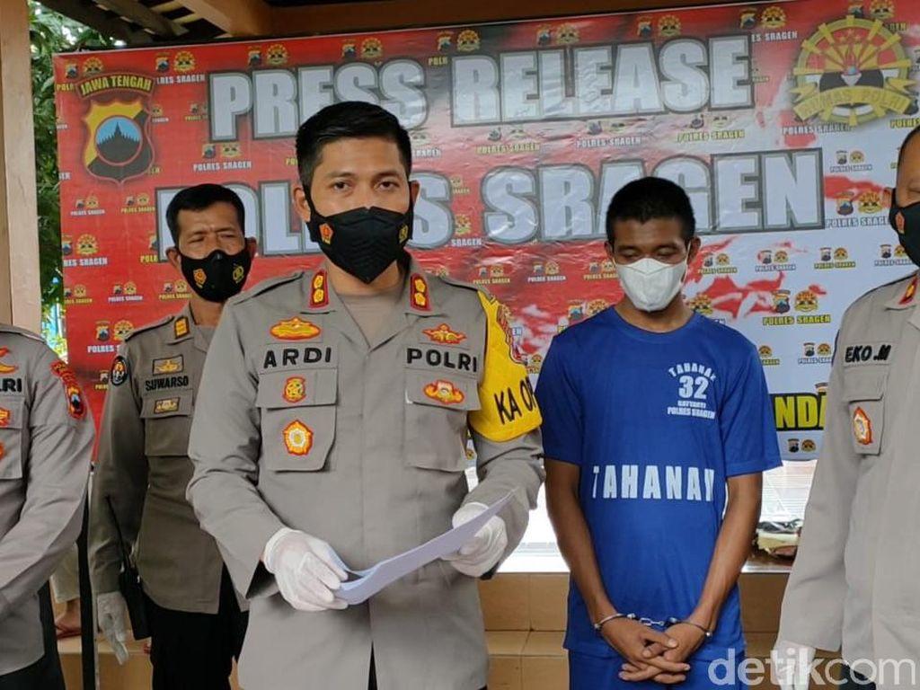 Kapok! Pelaku Curanmor di Jateng-Jatim Ini Ditangkap di Aksi ke-13