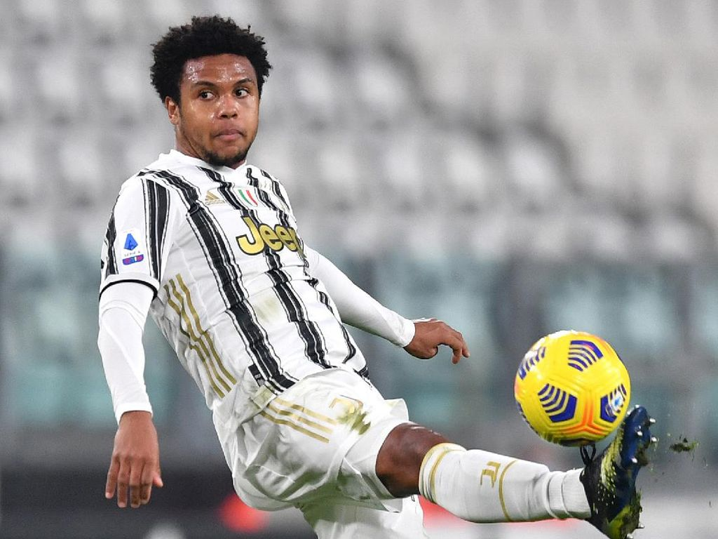 Resmi! Juventus Permanenkan Weston McKennie hingga 2025