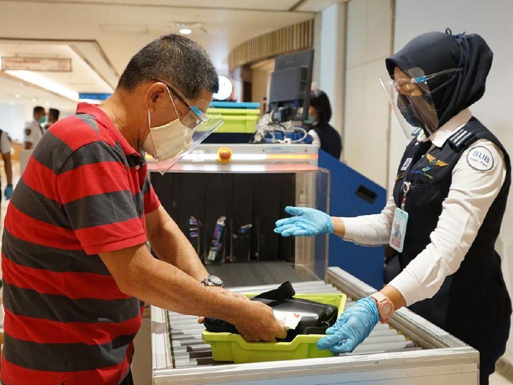 Untuk Antisipasi Corona B117, Bandara Juanda Tunggu Petunjuk Teknis