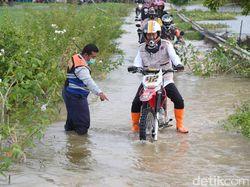 38 Desa di Lamongan Masih Tergenang Banjir