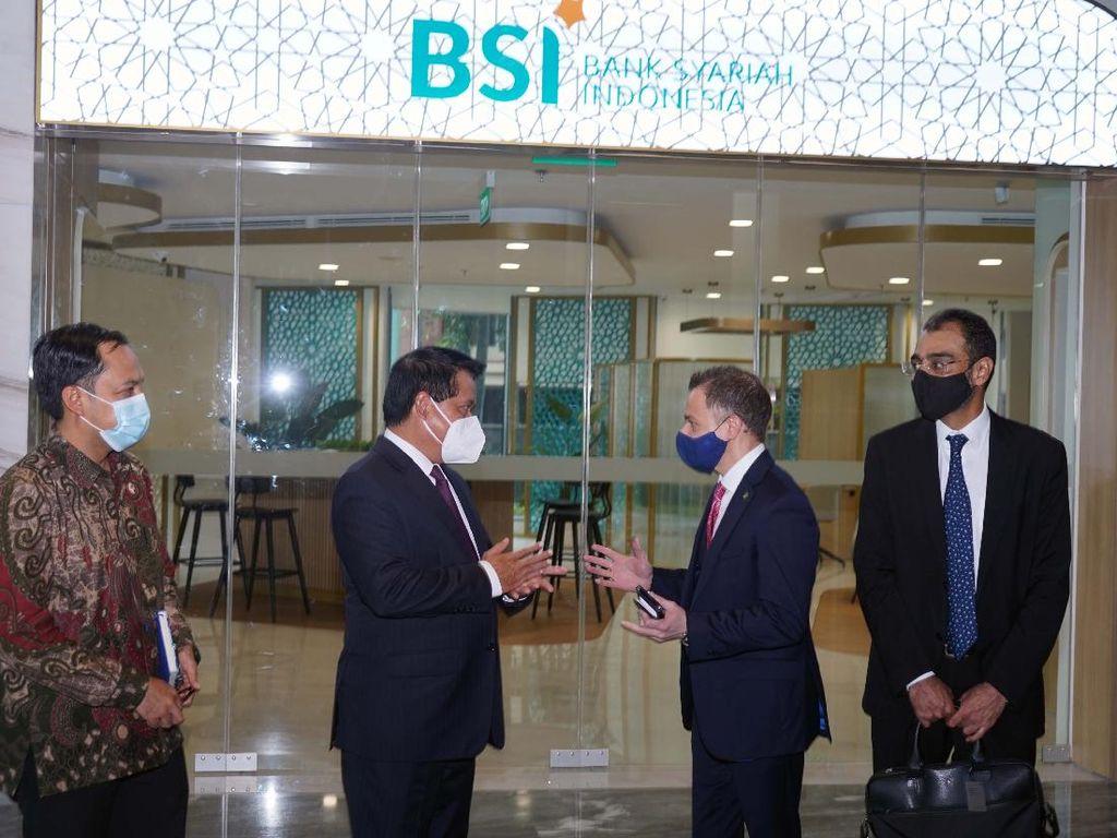 Bank Syariah Indonesia-Dubai Islamic Bank Jajaki Kerja Sama