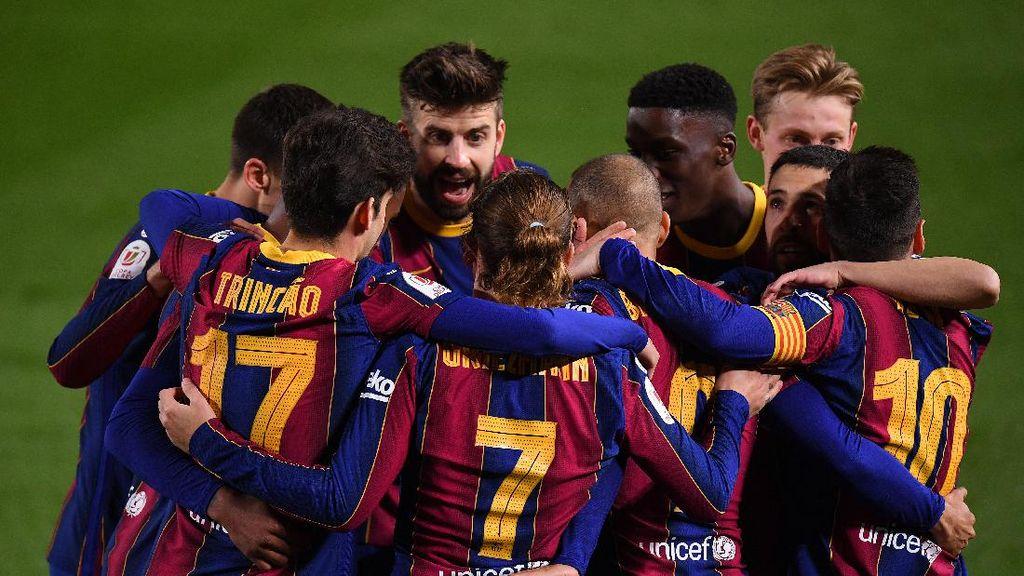 Mereka yang Akan Dijual Barcelona
