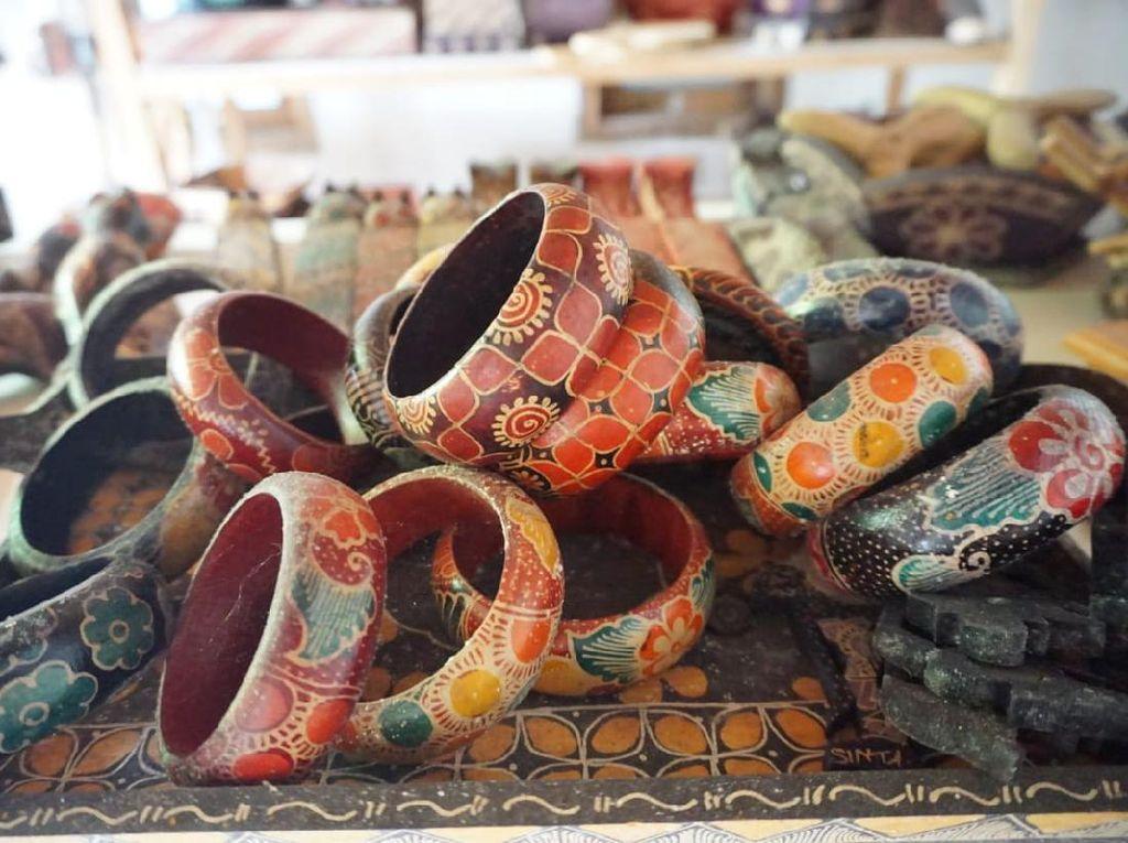 Batik Kayu Khas Bantul Tembus Pasar Malaysia dan Singapura