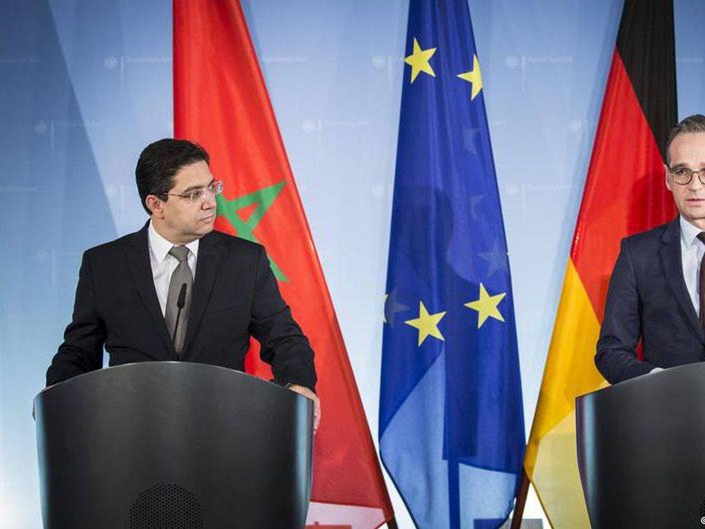 Bocoran Surat Internal Picu Krisis Diplomatik Maroko dan Jerman