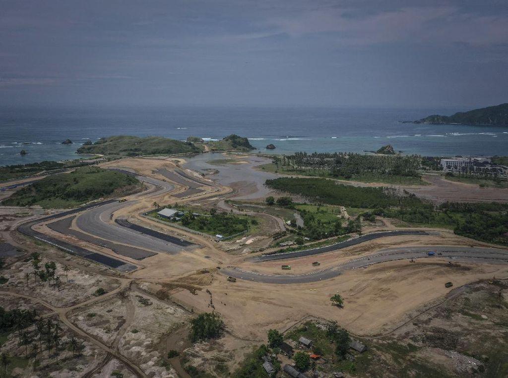 Ditarget Rampung 2021, Pembangunan Sirkuit MotoGP Mandalika Dikebut