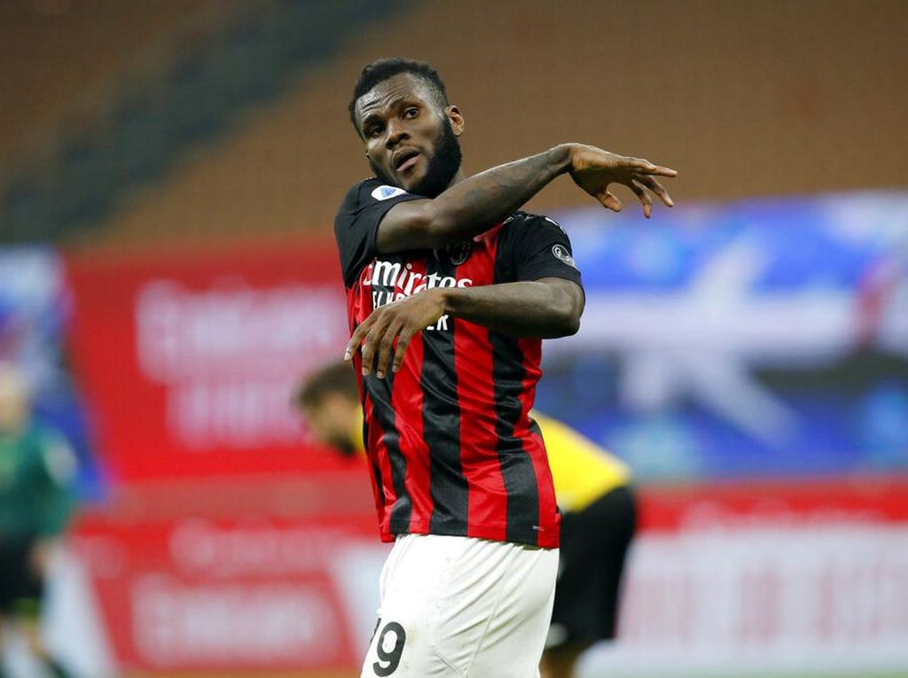 Rekor Penaltinya di Milan Nyaris Sempurna, Apa Rahasia Kessie?
