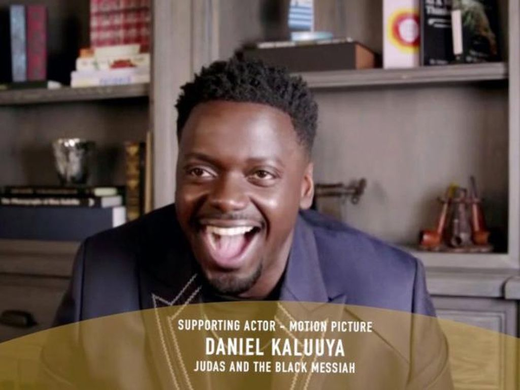 Menang Piala Golden Globe, Daniel Kaluuya Susah Tirukan Suara Fred Hampton