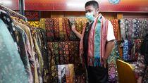 Gubernur Sumsel Yakin Kain Khas Sumsel Bisa Tembus Pasar Nasional