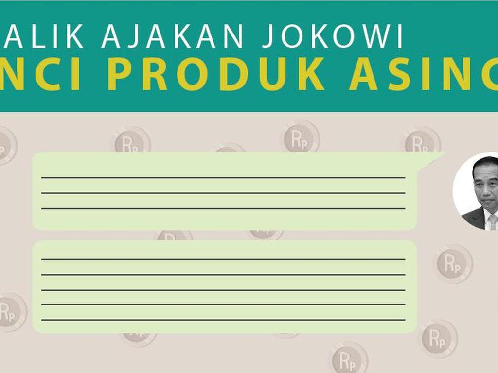 Kenang Lagi Viral Mr Hu di Balik Ajakan Jokowi Benci Produk Asing