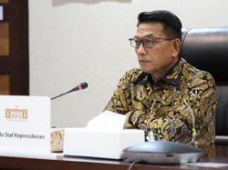 Moeldoko: Perairan Bali Jadi Saksi Perjuangan 53 Awak KRI Nanggala