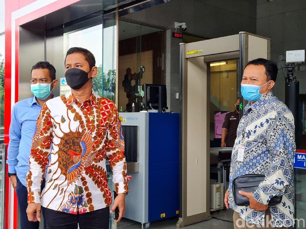 Ketua KY Sambangi KPK Bahas soal Pendaftaran LHKPN Calon Hakim Agung