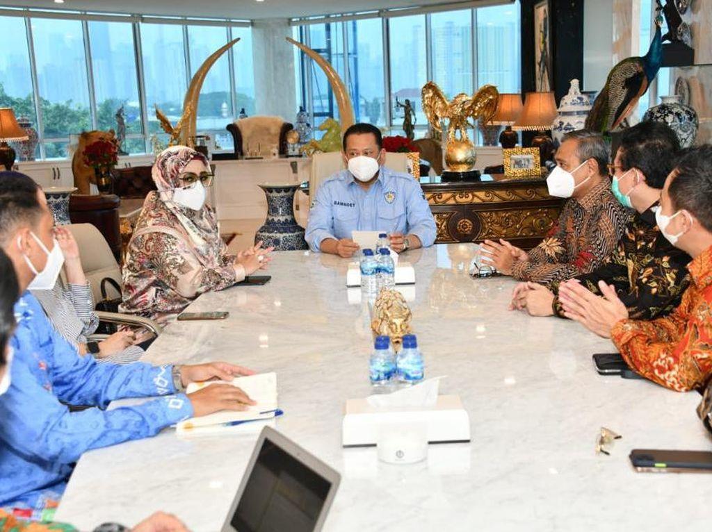 Ketua MPR Dorong MLM Manfaatkan Fintech di Tengah Pandemi