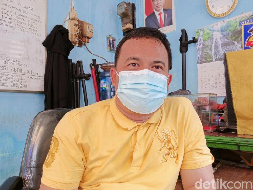 Ketua RW Cerita Dampak Positif Kampung Tangguh di Tambora Jakbar