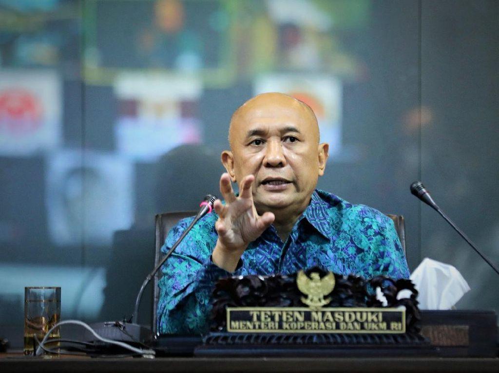 Kata Menkop UKM soal Keberpihakan Jokowi Atas UMKM, Bukan Anti Impor