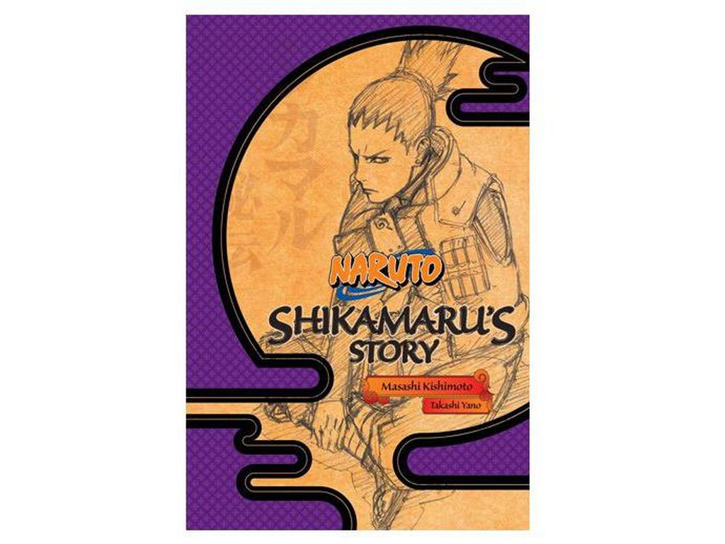 Kangen Naruto? Cerita soal Shikamaru Terbit dalam Bahasa Inggris