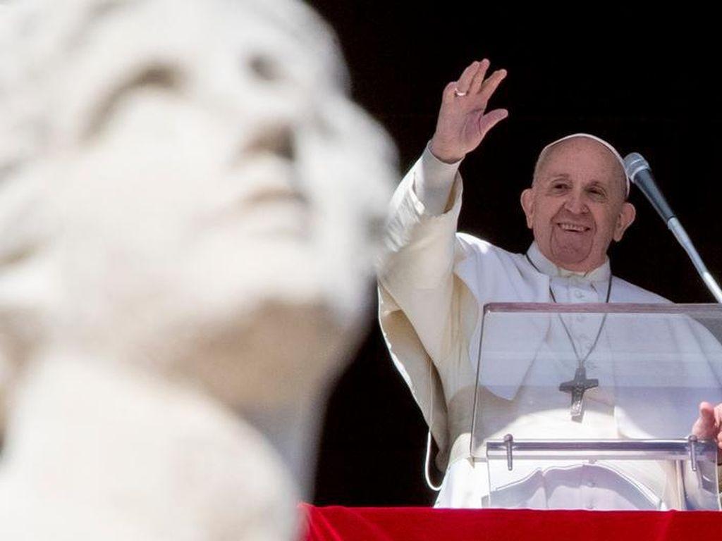 Paus Fransiskus Akan Lakukan Kunjungan Bersejarah ke Irak, Apa Agendanya?