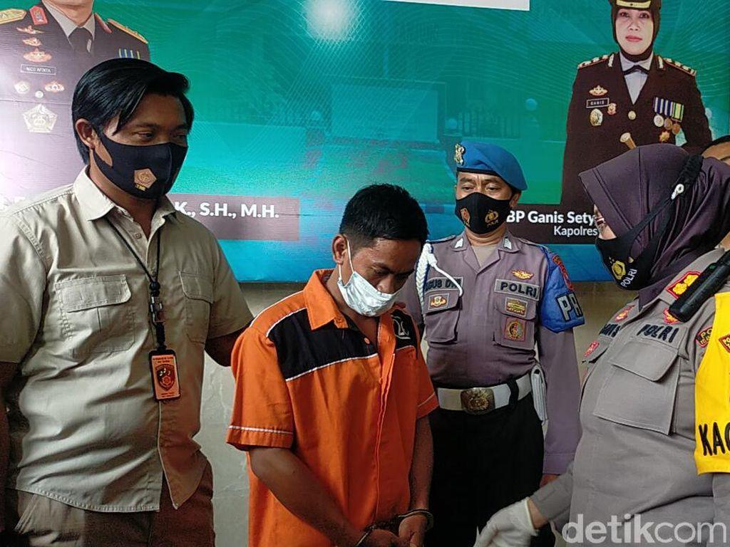 Alasan Tukang Jagal Sapi Bunuh Pemuda di Surabaya, Istrinya Ditarik Korban