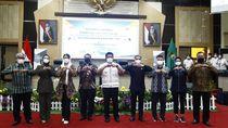 Herman Deru Curhat ke BKSAP DPR Soal Percepatan Pelabuhan Tanjung Carat