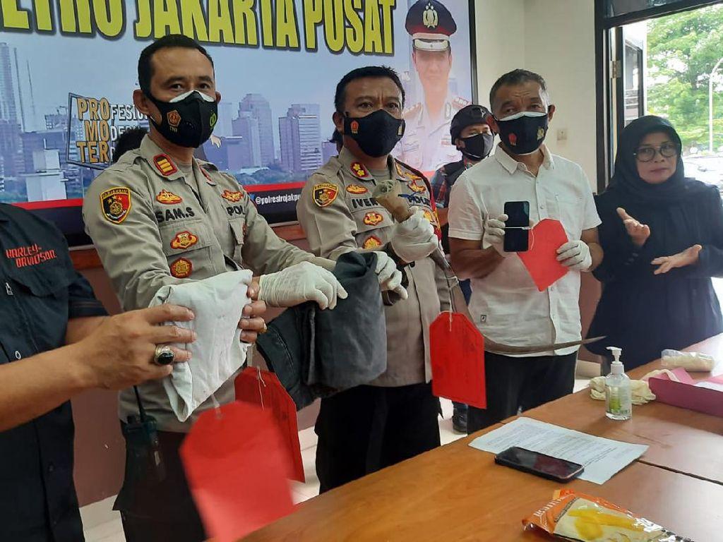 Polisi: Geng Motor Enjoy MBR 86 Minum Miras Sebelum Beraksi di Menteng