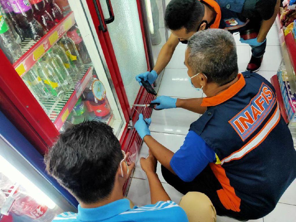 Minimarket di Sragen Dirampok! Uang di Brankas Dikuras