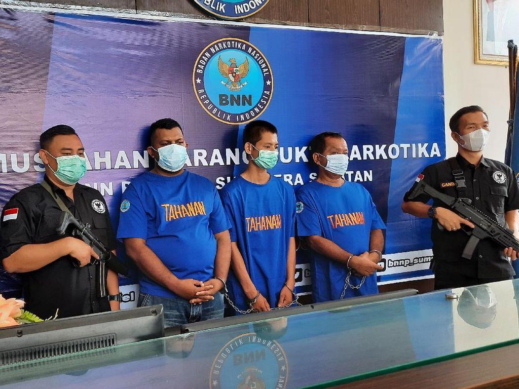 Terlilit Utang Saat Nyaleg, Eks Anggota Dewan di Aceh Nekat Jadi Kurir Sabu