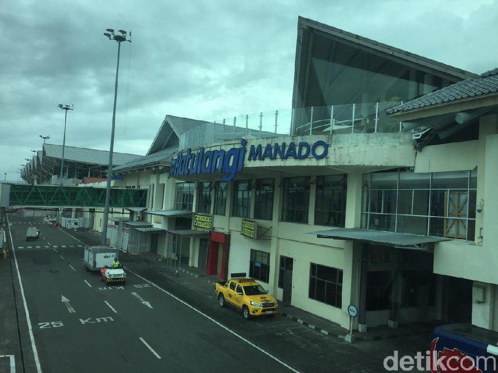 Syarat Penerbangan Jakarta-Manado dan Suasana di Pesawat