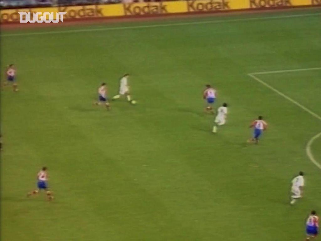 Jelang Derby Madrid: Nostalgia Gol-gol Raul ke Gawang Atletico