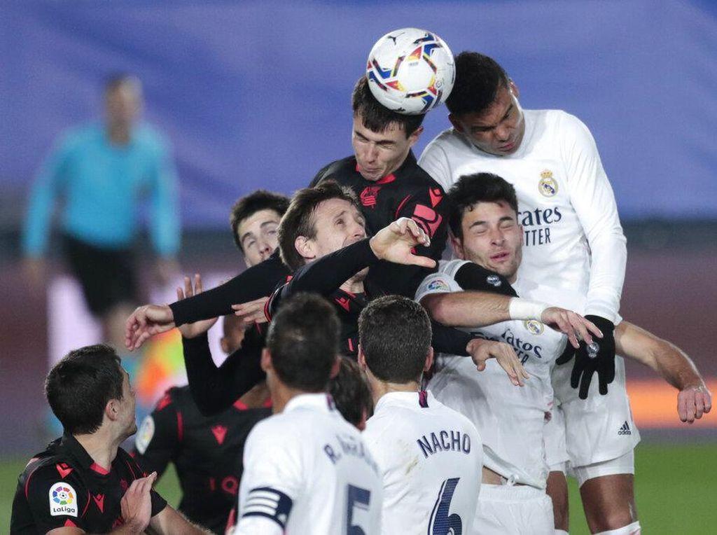 Real Madrid dan Kutukan Tiang Gawang