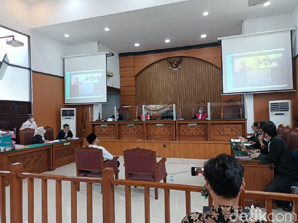 Saksi Sebut Cuitan Jumhur soal Omnibus Law Meresahkan