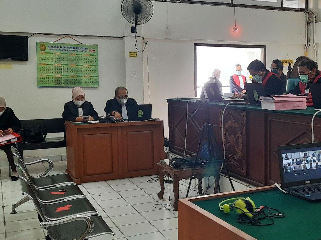 Jadi Bandar Sabu, Eks Anggota DPRD Palembang Dituntut Hukuman Mati