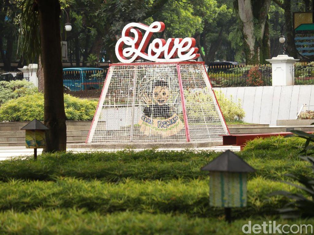 Potret Setahun Corona di Bandung, Dilihat dari Destinasi Ini