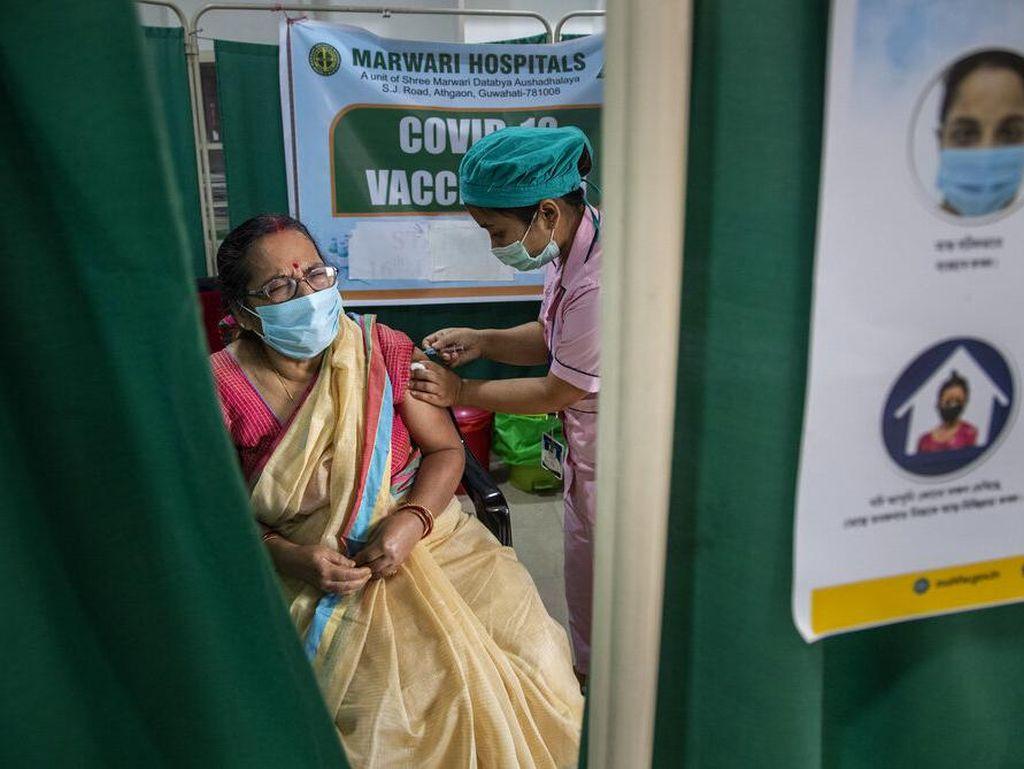 India Deteksi Adanya Varian Corona Mutan Ganda