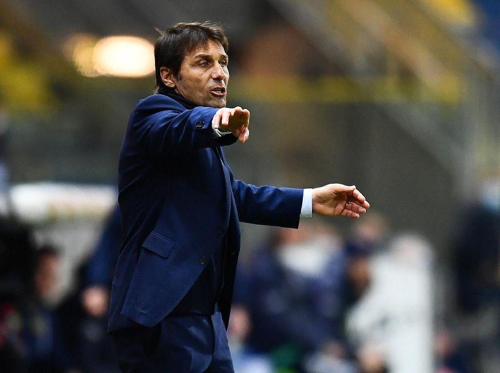 Inter Milan Nyaman di Puncak Liga Italia, Conte Beri Wanti-wanti