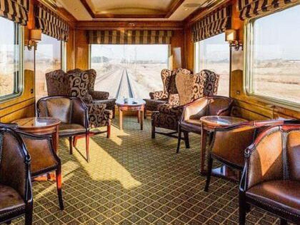 Mengintip Blue Train, Kereta Mewah Legendaris Afrika Selatan