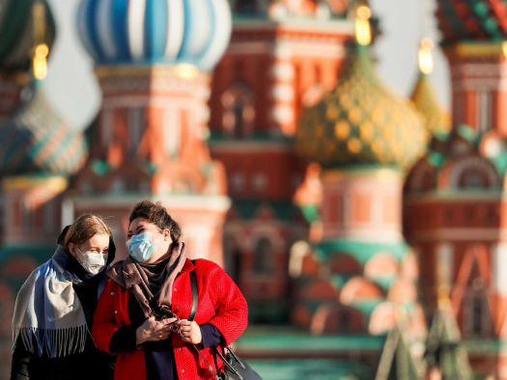 Ditemukan Virus Corona Jenis Rusia, Apa Lagi Bedanya?