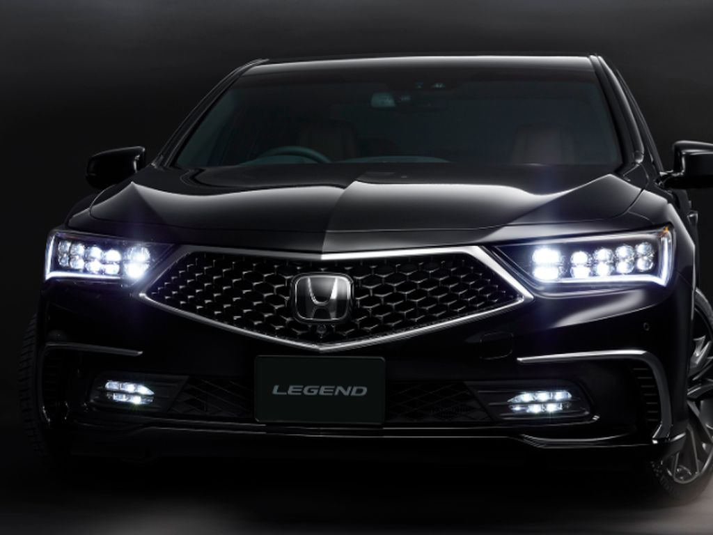 Honda Kenalkan Mobil Otonom Pertama Level 3 di Dunia